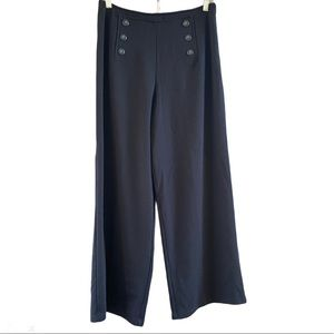 Travel Smith Midnight Blue Sailor Pants M